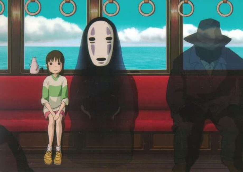 39) Spirited AwayReleased: 2001IMDb Rating: 8.5 Photo: KRT