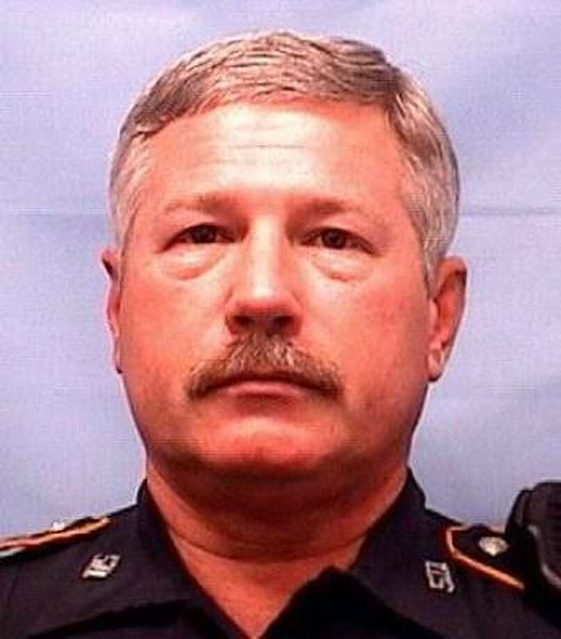 A fundraiser will be held for Harris County Deputy Eddie Wotipka's family July 31. Photo: Handout Photo