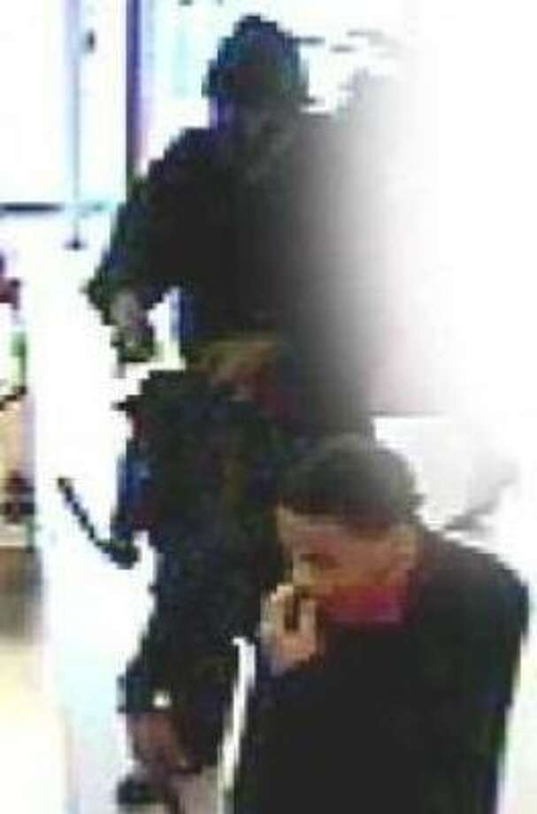 Tips on these men can be sent in by text or called in. Photo: Crime Stoppers