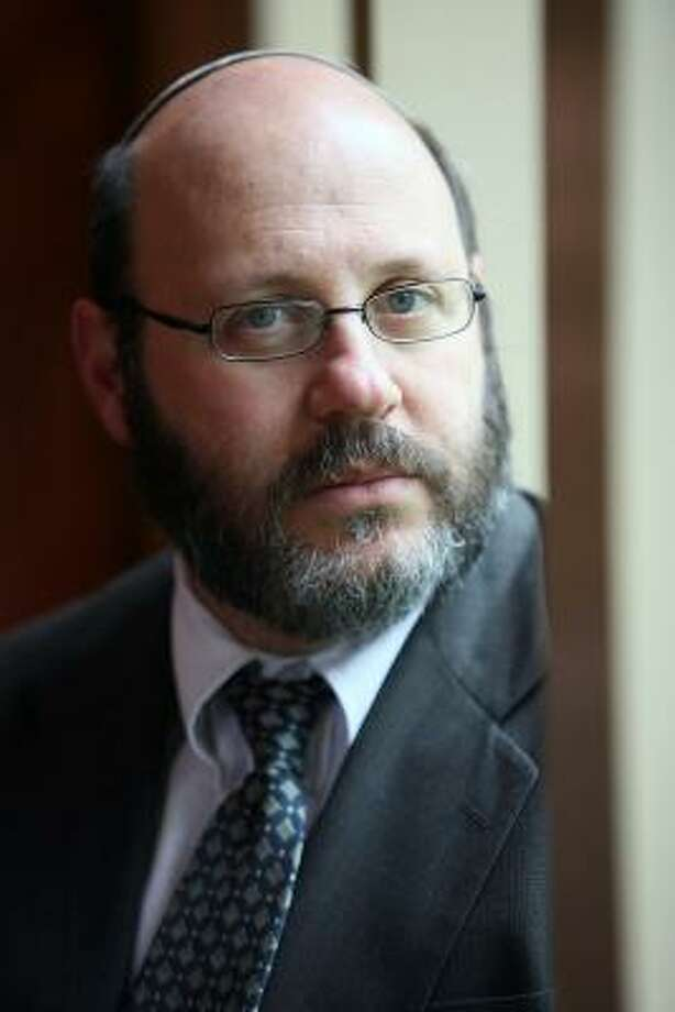 Rabbi Morris Allen directs the Magen Tzedek program to certify kosher products according to ethical standards, not just religious law. Photo: RNS Photo Courtesy Allen Brisson-Smith