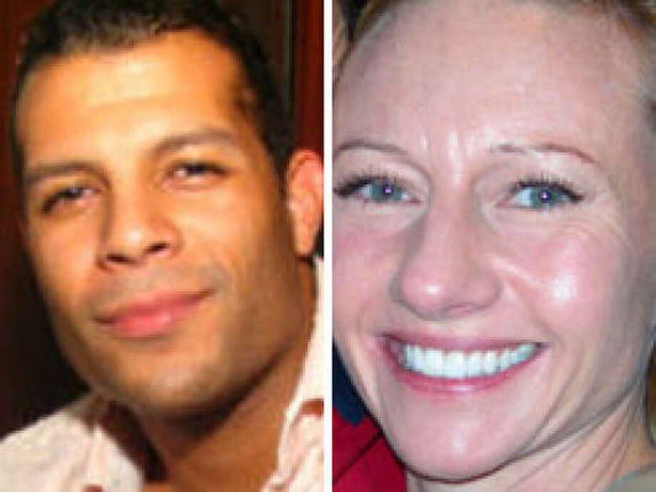Edward Carlos St. Mary is is being detained along with two Nigerians and a French citizen. Flight attendant Kelly Shannon is being held in a hotel. Photo: Handout Photos
