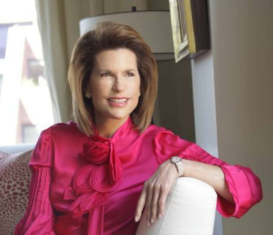 In honor of her sister, Nancy Brinker founded Susan G. Komen for the Cure to fund research and awareness campaigns. Photo: RANDOM HOUSE