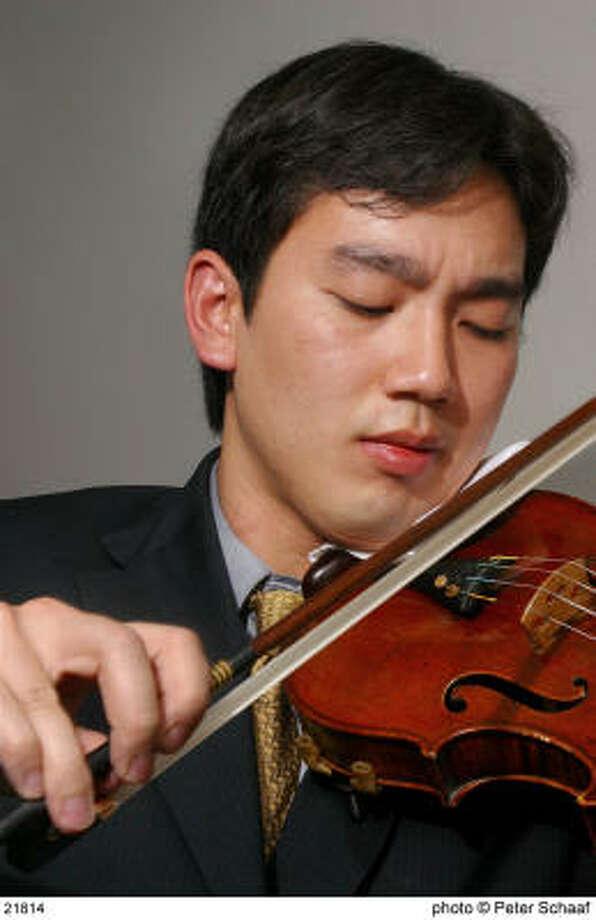 Frank Huang Photo: FILE PHOTO