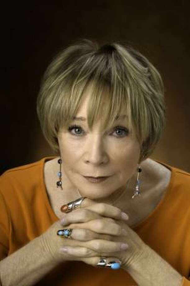 Shirley MacLaine's show features film clips and a question-and-answer session. Photo: COURTESY PHOTO