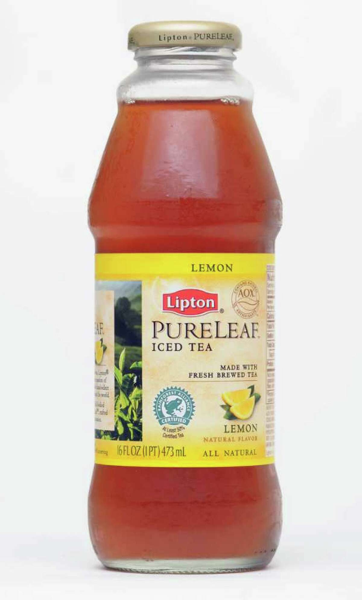 Lipton Iced tea: $2.96 Equivalent to more than 1.5 gallons of gas in Texas Based on the price of 1 gallon of Lipton Iced Tea at H-E-B.