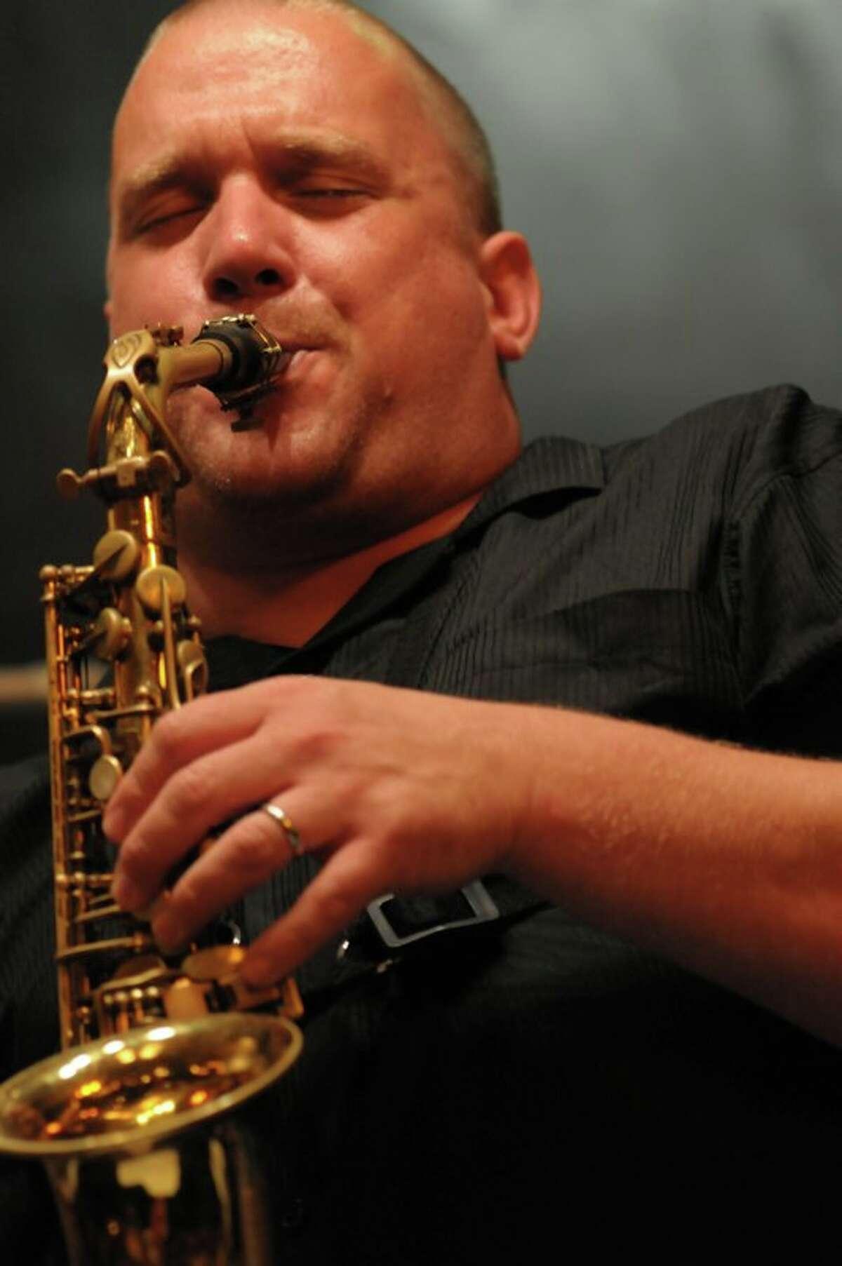 Keith Pray (Photo by Andrzej Pilarczyk)