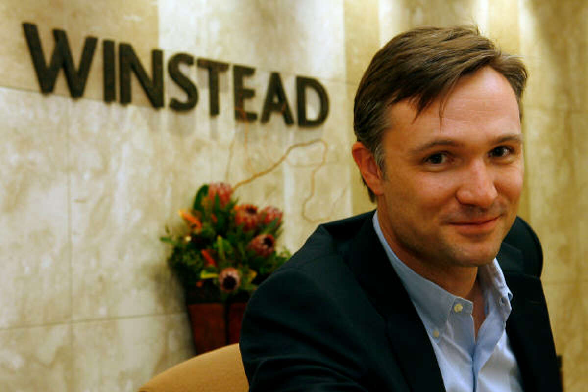 John McFarland is a shareholder (partner) at the Winstead law firm.