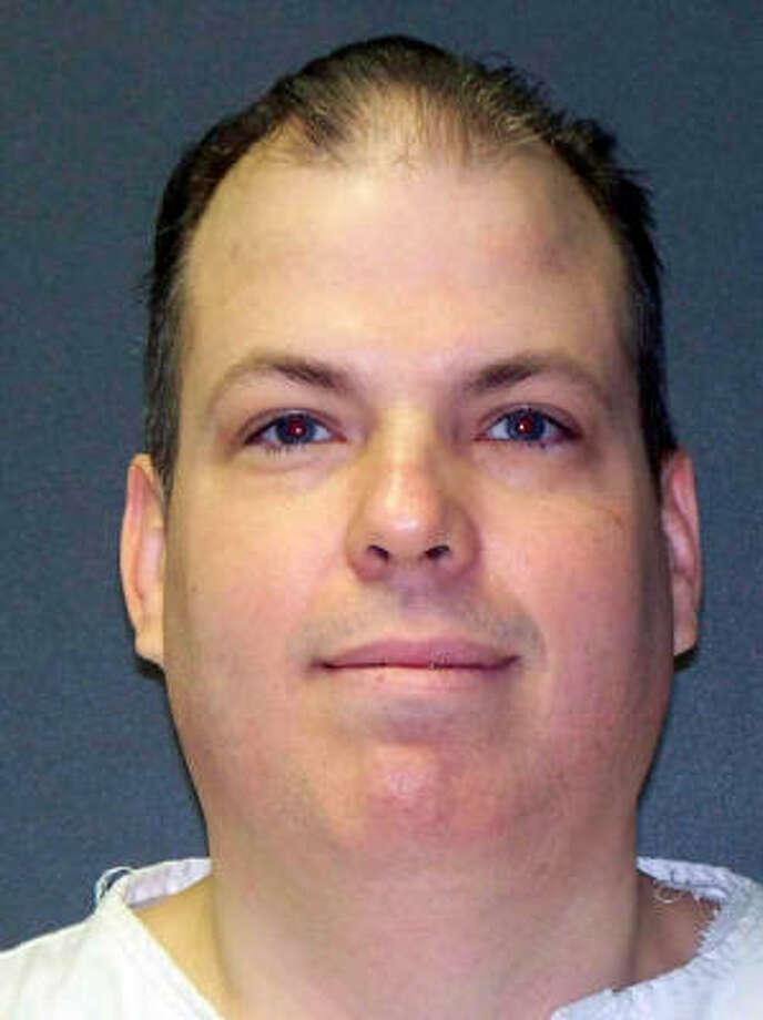 Karl  Eugene Chamberlain was convicted of fatally shooting Dallas resident Felecia Prechtl, 30, more than a decade ago. Photo: Texas Department Of Criminal Justice