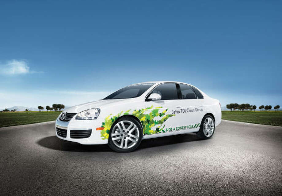 Green-minded drivers could consider 50-state-approved clean – diesel technology, such as that found in the Volkswagen Jetta TDI.
