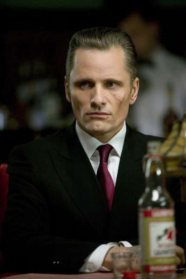 Viggo Mortensen stars in Eastern Promises. Photo:  Courtesy Photo