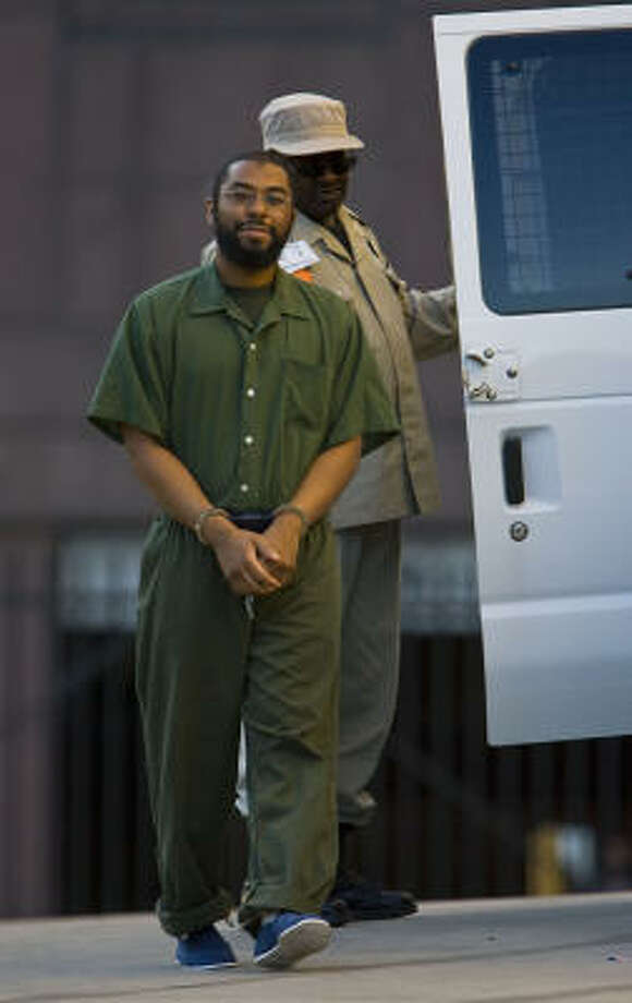 Kobie Diallo Williams, 36, was punished for conspiracy.  Photo: James Nielsen, Chronicle