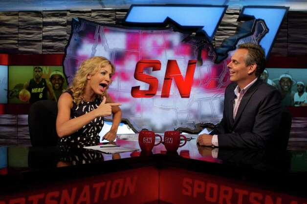 Charissa thompson dating marcellus wiley