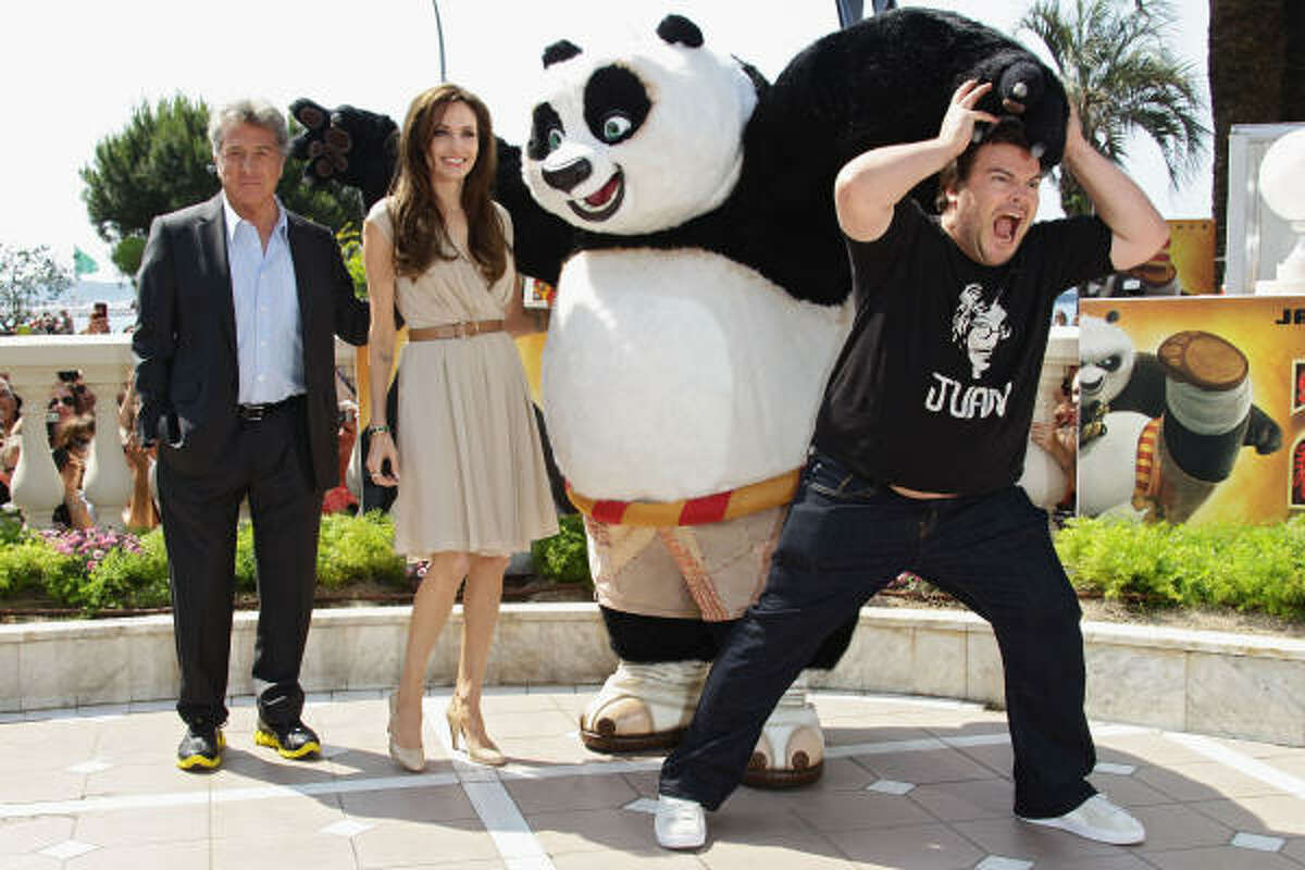 Jack Black is back. Kung Fu Panda 2: Po joins forces with a group of new kung-fu masters to take on an old enemy with a deadly new weapon.