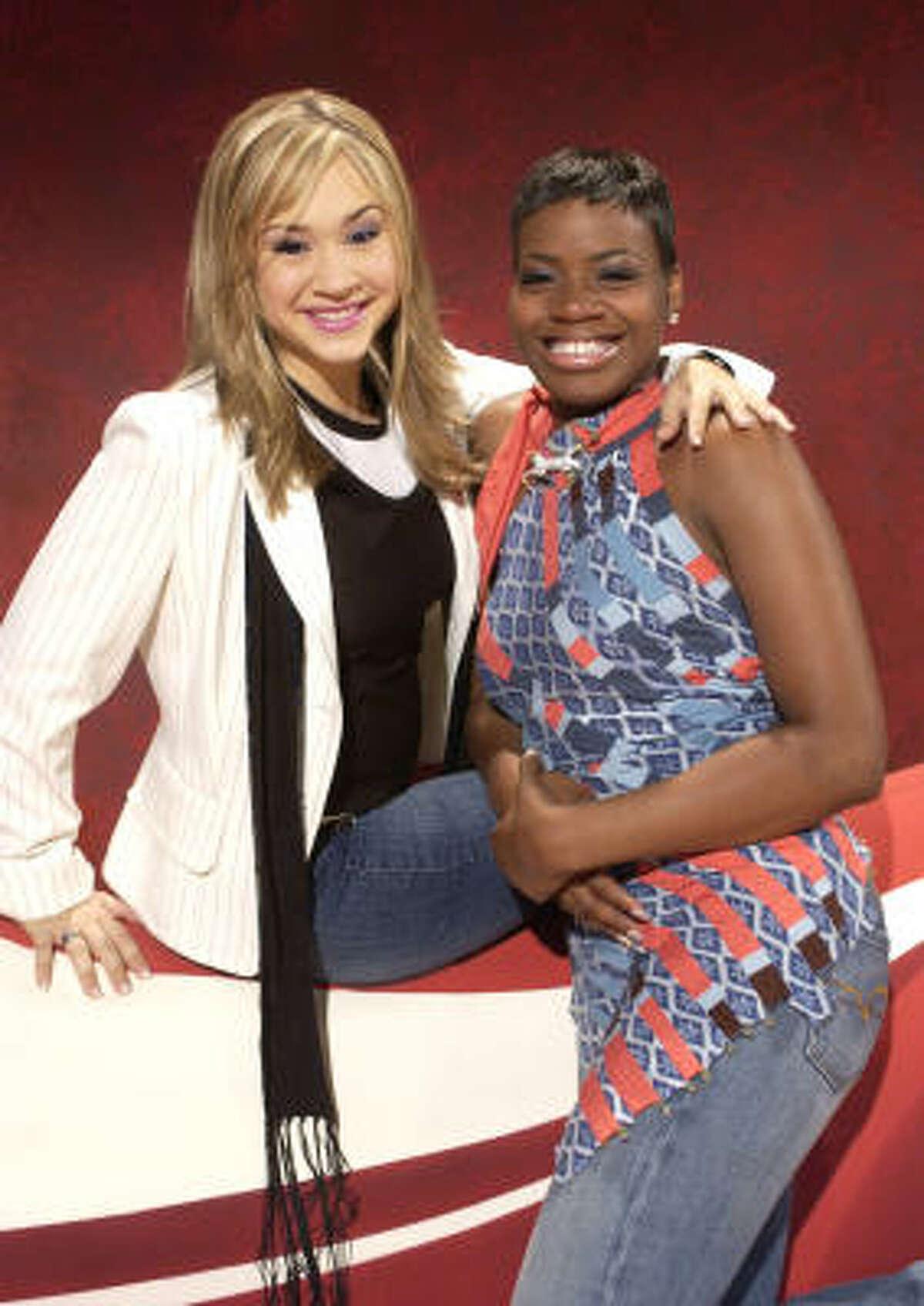 No. 5 Fantasia She beat Diana DeGarmo to win season 3.