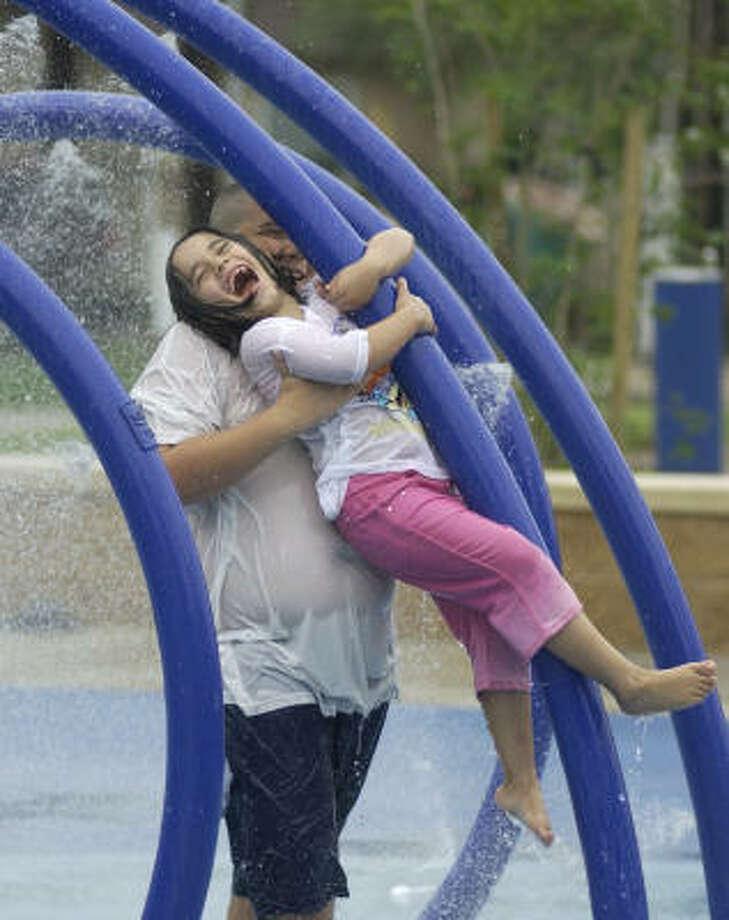 Hidalgo Park:7000 Avenue Q. Photo: Steve Campbell, Houston Chronicle