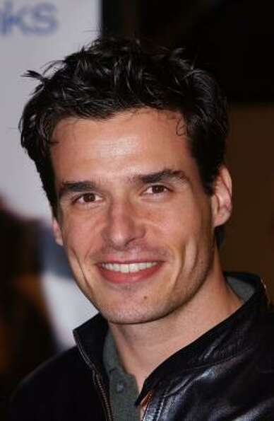 Antonio Sabato Jr. (and Cheryl Moana Marie)