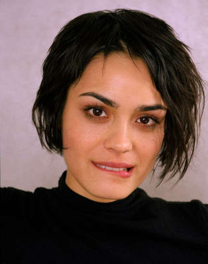 Shannyn Sossamon (and Dallas Clayton):Kid's name: Audio Science Photo: JIM COOPER, AP