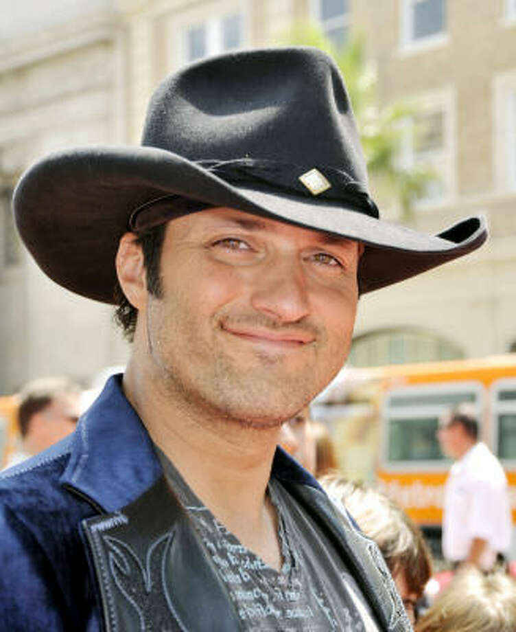 Robert Rodriguez (and Elizabeth Avellan):Kids' names: Rocket, Racer, Rebel, Rogue and Rhiannon Photo: Kevin Winter, Getty Images