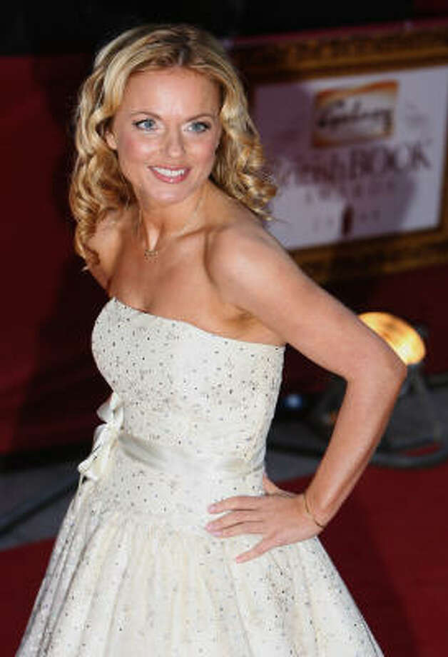 Geri Halliwell (and Sacha Gervasi):Kid's name: Bluebell Madonna Photo: Dan Kitwood, Getty Images