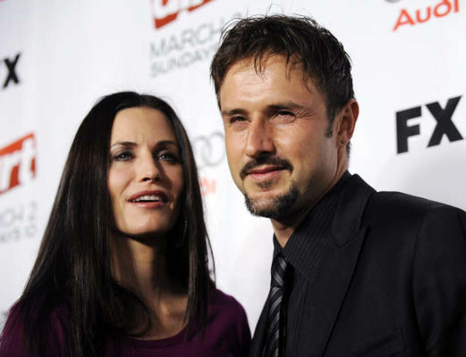 Courteney Cox and David Arquette:Kid's name: Coco Photo: Chris Pizzello, AP