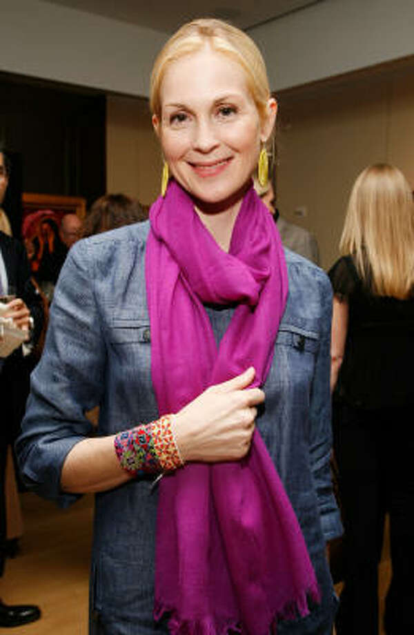 Kelly Rutherford (and Daniel Giersch):Kids' names: Hermes and Helena. Photo: Amy Sussman, Getty Images For The FEED Founda