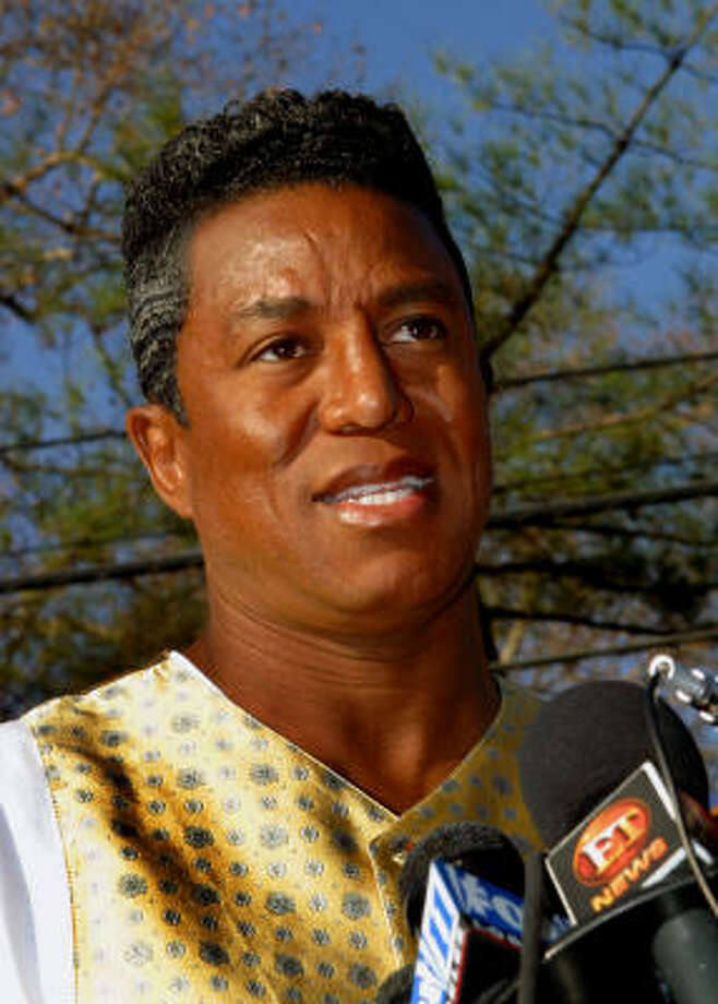 Jermaine Jackson:Kids' names: Jermaine La Jaune, Autumn, Jeremy Maldonado, Jourdynn Michael, Jafaar and Jermajesty. Photo: STEFANO PALTERA, AP