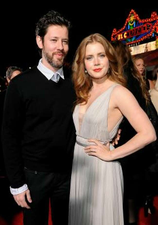 Amy Adams and Darren Le Gallo: 
