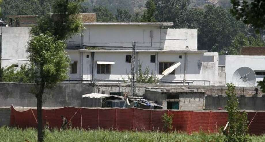 The compound where al-Qaida leader Osama bin Laden lived and was killed by U.S. Navy SEALs in Abbottabad, Pakistan is shown.Keep going to see how Navy SEALs are trained. Photo: Anjum Naveed, Associated Press