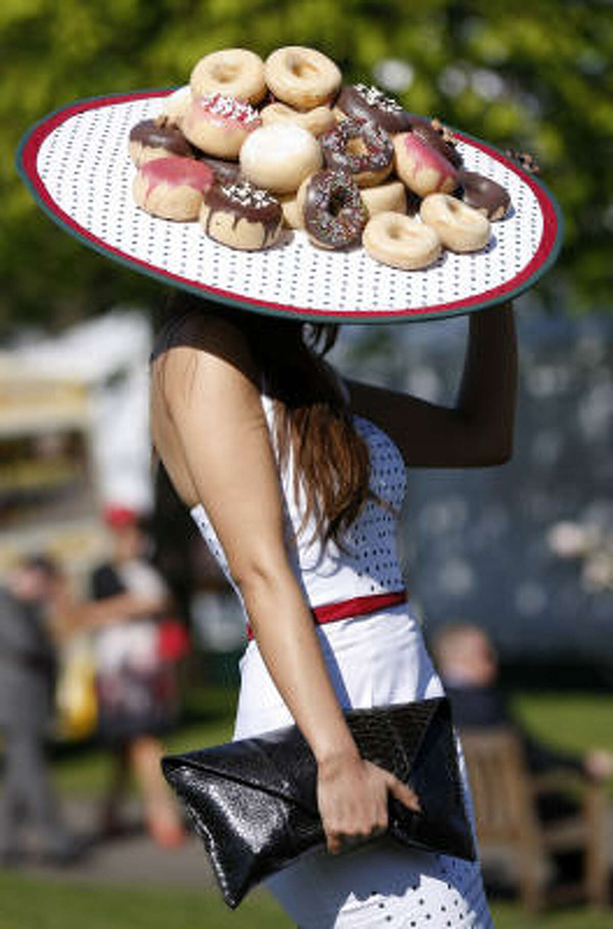 Britain's love of hats has always been in a different league with its bowlers, baker boys, top hats, boaters, deerstalkers and countless ladies creations worn by royals and commoners alike through the centuries, a beloved tradition that will be in full-force at Prince William and Kate Middleton's wedding.