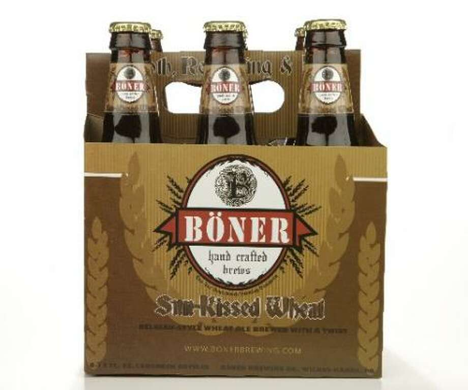 Böner beerBob LeschWhat's the best beer name/label you've ever seen? Photo: James Nielsen, Chronicle