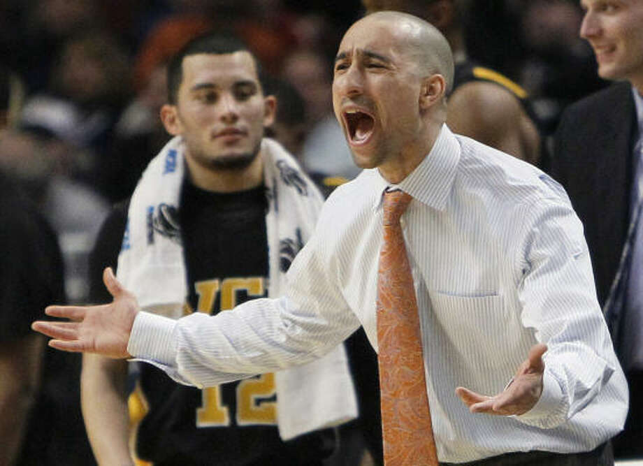 "Shaka Smart   So you don't know who Shaka Smart is? You soon will. He will be one of the biggest storylines of the Houston Final Four. On Sunday, his name was moving up the list on google trends. He is young (won't turn 34 until four days after the national championship game) and sharp. He's also a terrific motivater and gets the absolute best out of his players. Point guard Joey Rodriguez called him ""a genius."" Similar to Butler's Brad Stevens, Smart can pick which coaching opening he would take, if he decides to leave VCU. Photo: Charles Rex Arbogast, AP"
