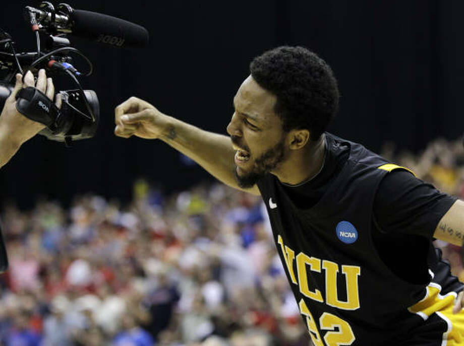 Brandon Rozzell   Against Florida State, Rozzell was held scoreless in the first half. He didn't even take a shot. But he finished with 16 points in the big win over the Seminoles. On Sunday, on his birthday, he scored 12 points in the surprising win over Kansas. Photo: Tony Gutierrez, AP