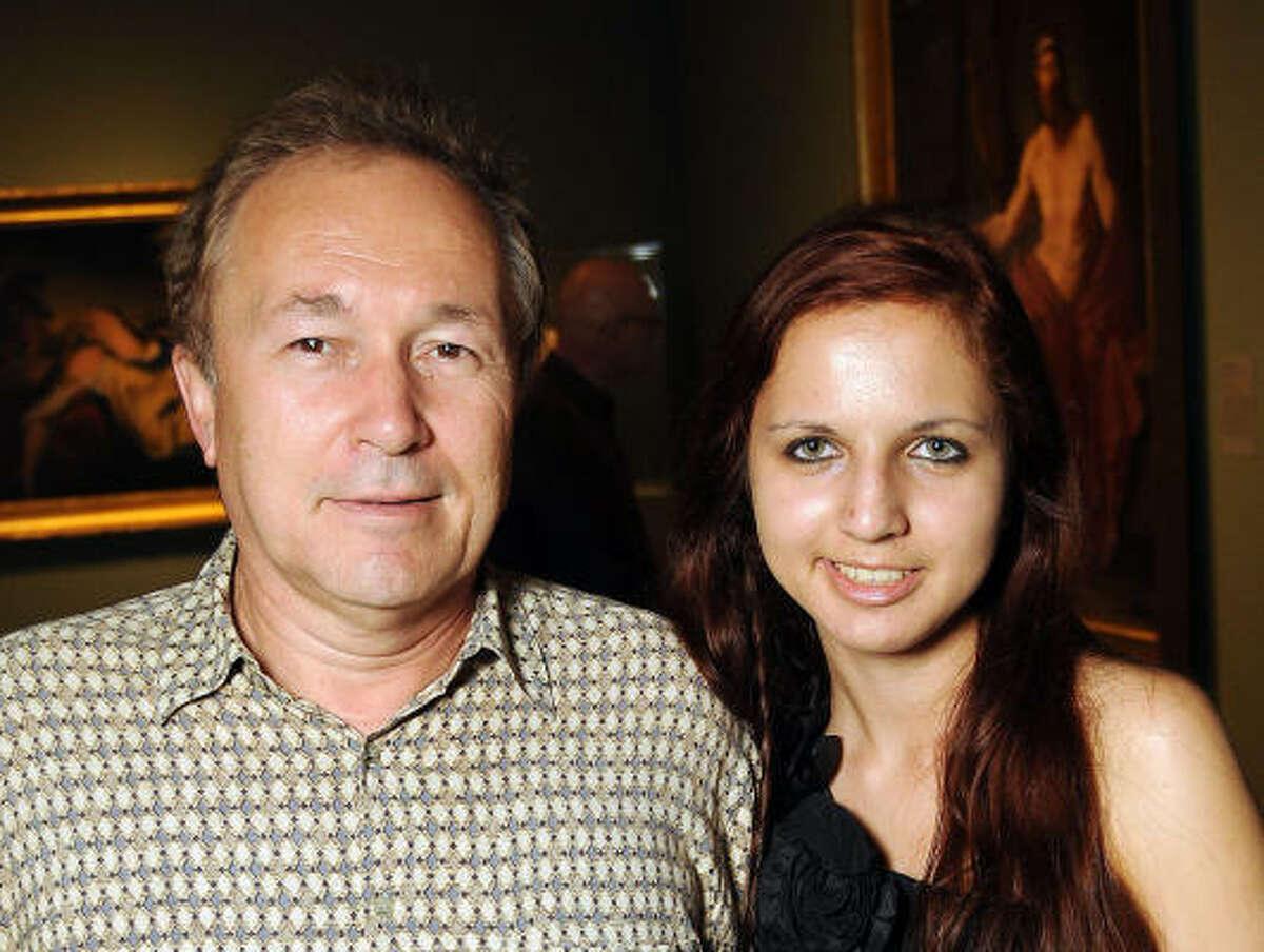 Yuri and Olga Yatsenko