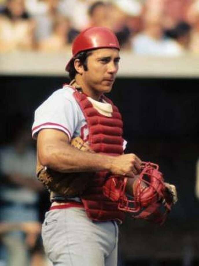 Cincinnati Reds – Johnny Bench Tough, tough debate, what with Pete Rose and Joe Morgan having compelling cases. Like Morgan, Bench won two MVP awards with the Reds. Unlike Rose, Bench doesn't have any skeletons in the closed keeping him off the baseball eligibility list. Bench won 10 Gold Gloves and ranks second among all players who caught at least 1,000 games in home runs (389) and third in RBI (1,376). Add it all up, and you get the best all-around catcher in major league history. Photo: Special To The Chronicle