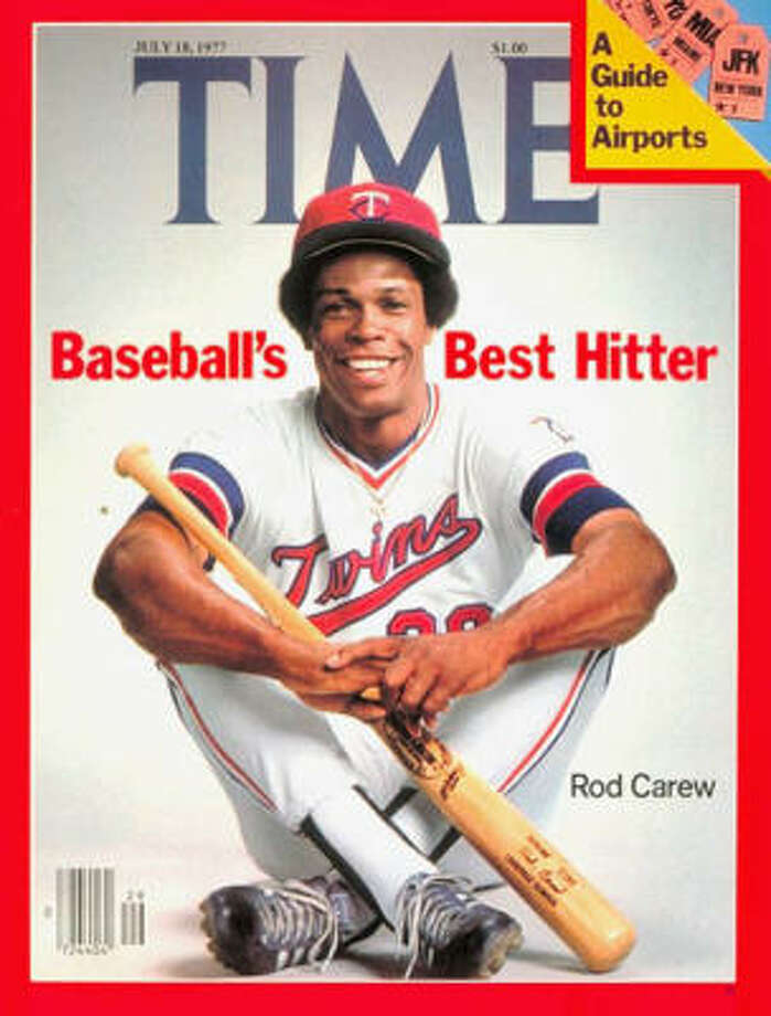 Minnesota Twins – Rod Carew One of the toughest debates of all, because it boils down to Carew vs. another player, Harmon Killebrew, who couldn't be more different. Carew was a speedy spray hitter, Killebrew a lumbering slugger. Carew won seven batting titles, Killebrew six home run titles. Carew made the All-Star team his first 17 seasons and won an MVP. Killebrew had 12 All-Star seasons and won one MVP. Carew was in the top five of the MVP voting three times, Killebrew six. As hard as it is to pass on Killebrew's 573 home runs, Killebrew generated about the same amount of offense in a different manner. What puts Carew over the top is his superior speed and defense. He was by no means a Gold Glover, but he cut it at second base long enough to make 1,071 starts at that position. And a guy who can bat .328, post a .393 on-base percentage and steal a base (353 for his career) as a second baseman is a huge difference-maker. Photo: Special To The Chronicle