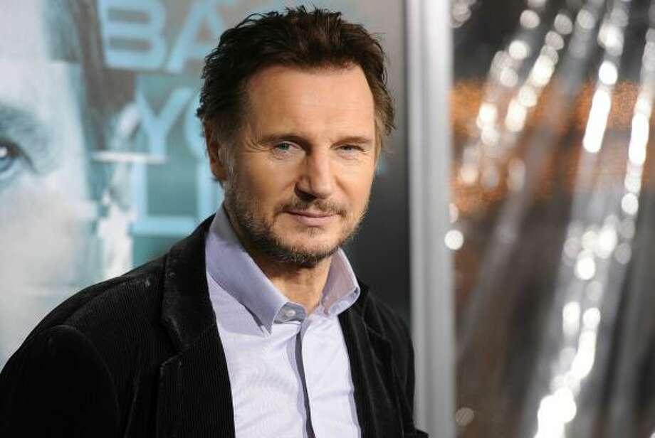 "Liam NeesonNeeson said listening to prayers and visiting mosques in Turkey ""really makes me think about becoming a Muslim."" He was raised Roman Catholic. Photo: Jason Merritt, Getty Images"