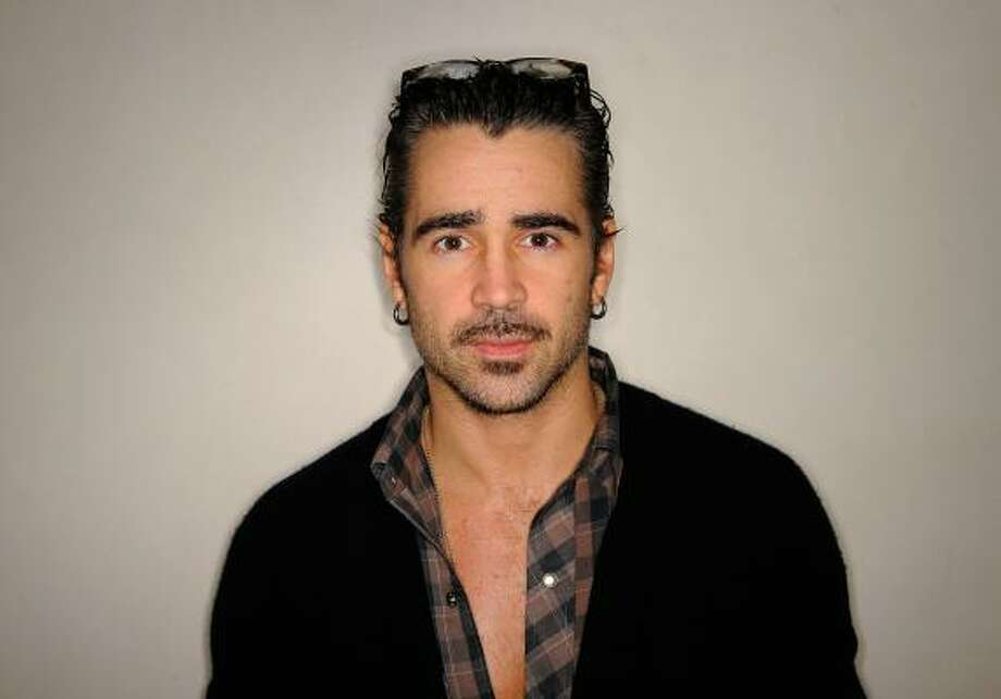Colin Farrell proved himself to be a versatile actor when he traded in his thick Dublin accent for a Texas drawl in the movie Tigerland. Photo: Andrew H. Walker, Getty Images For Dubai Internati