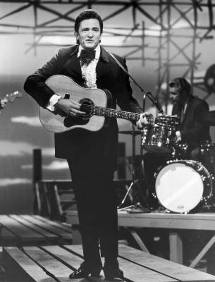 Johnny Cash and The Tennessee Three Photo: Hulton Archive, Getty Images
