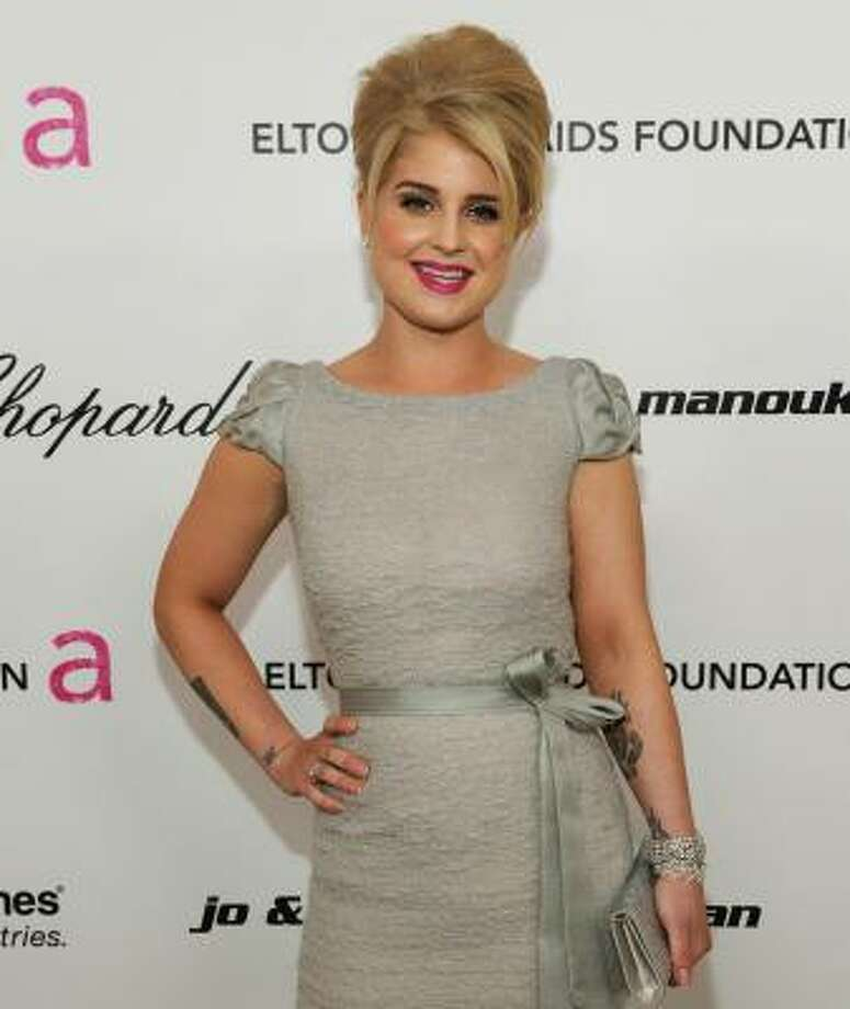 "Kelly Osbourne- ""Really worried about all my friends on the east coast #HurricaneSandy looks like its getting worse been glued to the news all day!"" Photo: Larry Busacca, Getty Images For EJAF"