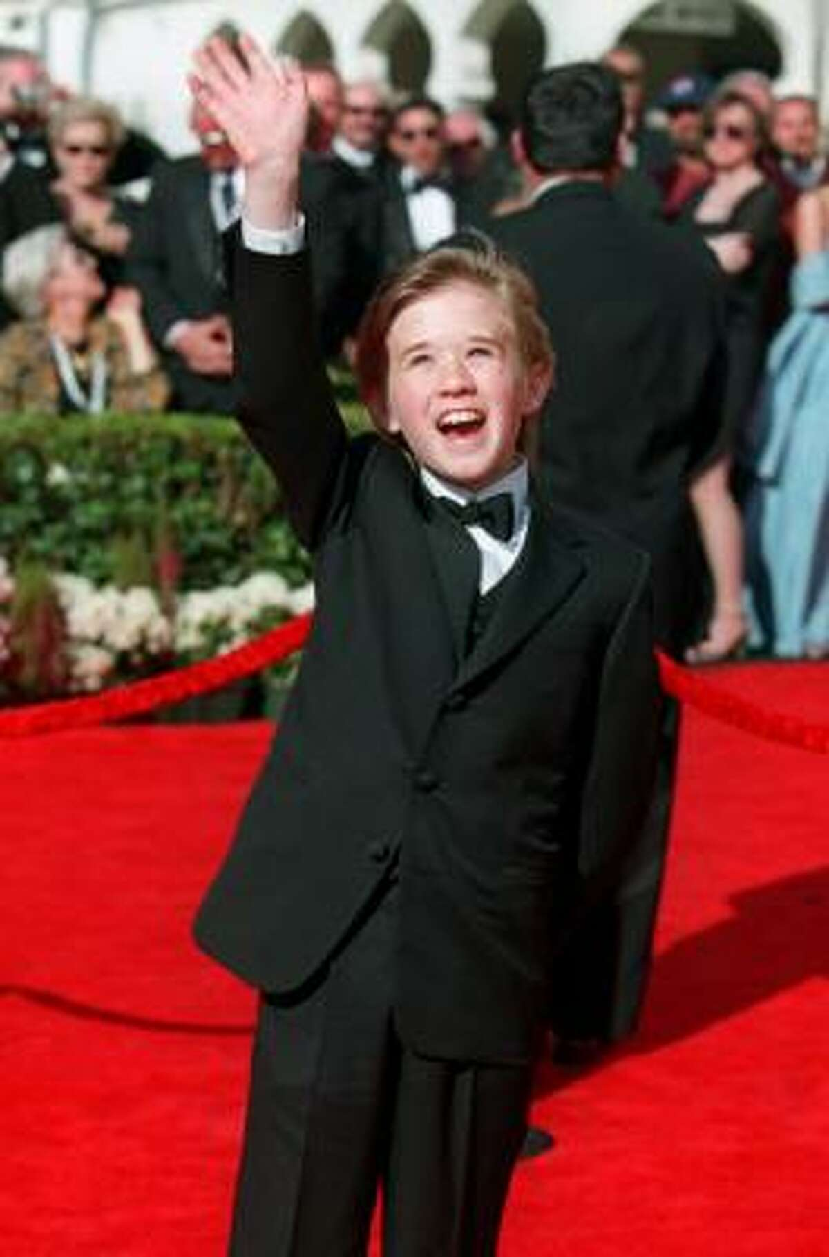 Haley Joel Osment, 11, Best Supporting Actor nominee (The Sixth Sense, 1999)