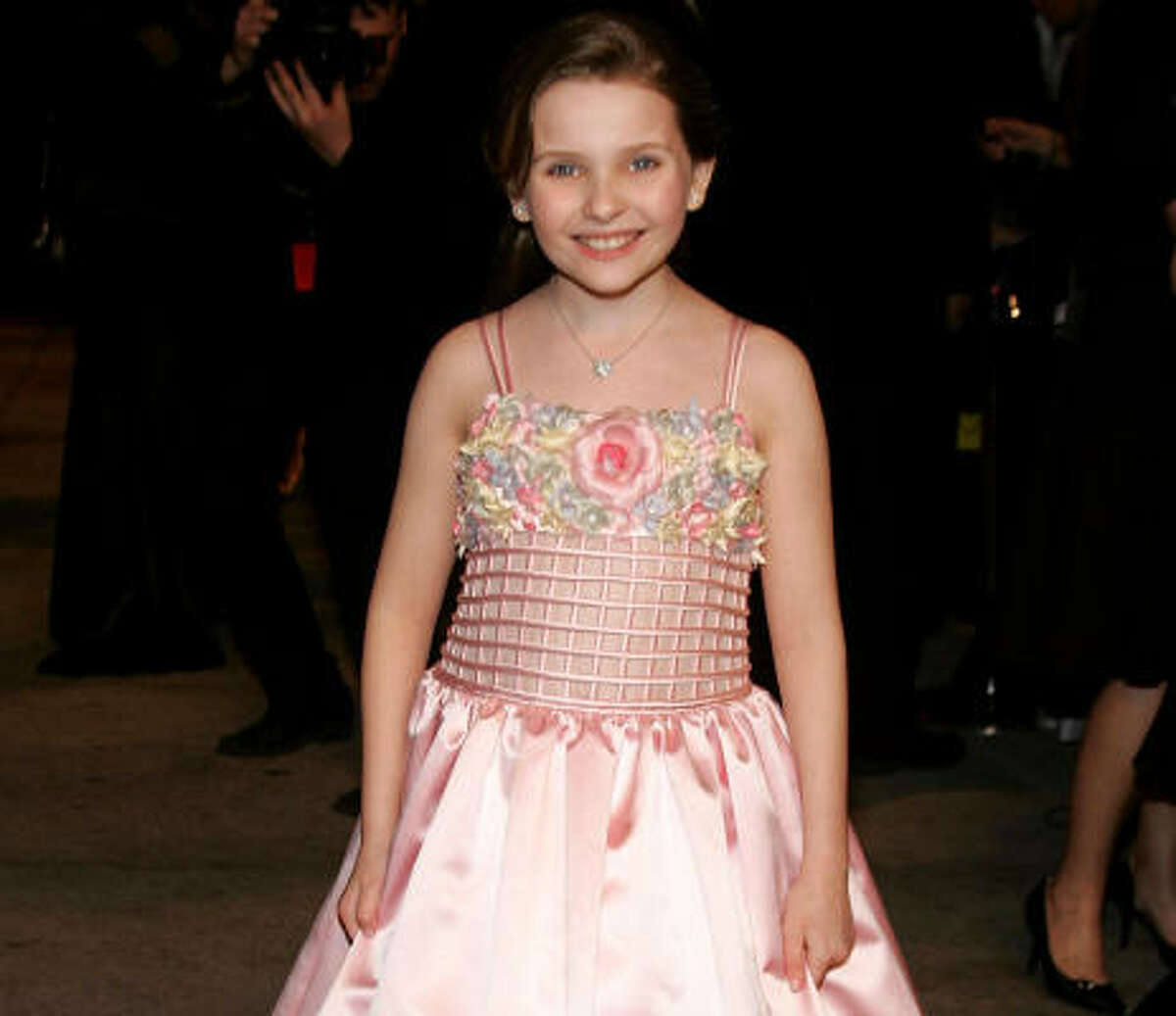 Abigail Breslin, 10, Best Supporting Actress nominee (Little Miss Sunshine, 2006)