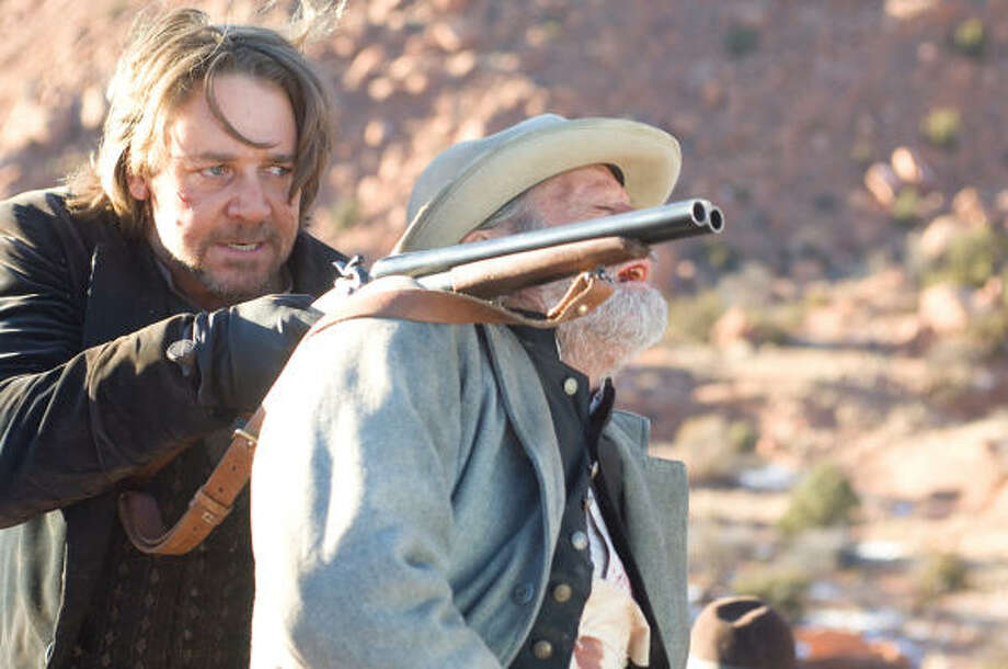 3:10 to Yuma (2007) Photo: Richard Foreman, Lions Gate Films