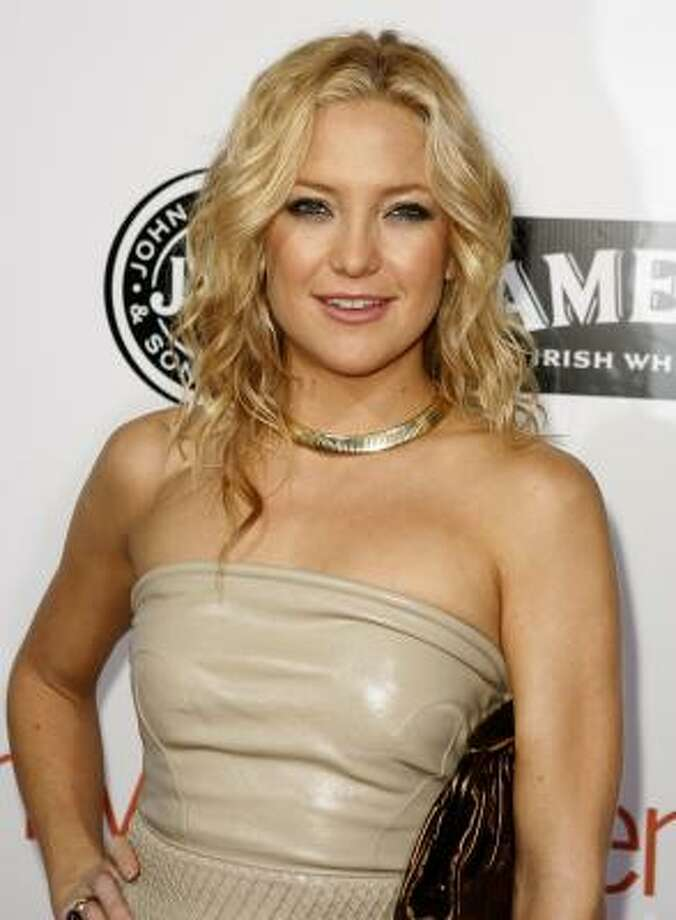 """I was crazy about him. In one film you could see his peepee. I would rewind it all the time."" Pregnant actress KATE HUDSON was a huge fan of TOM CRUISE while she was growing up. Photo: Gus Ruelas, AP"