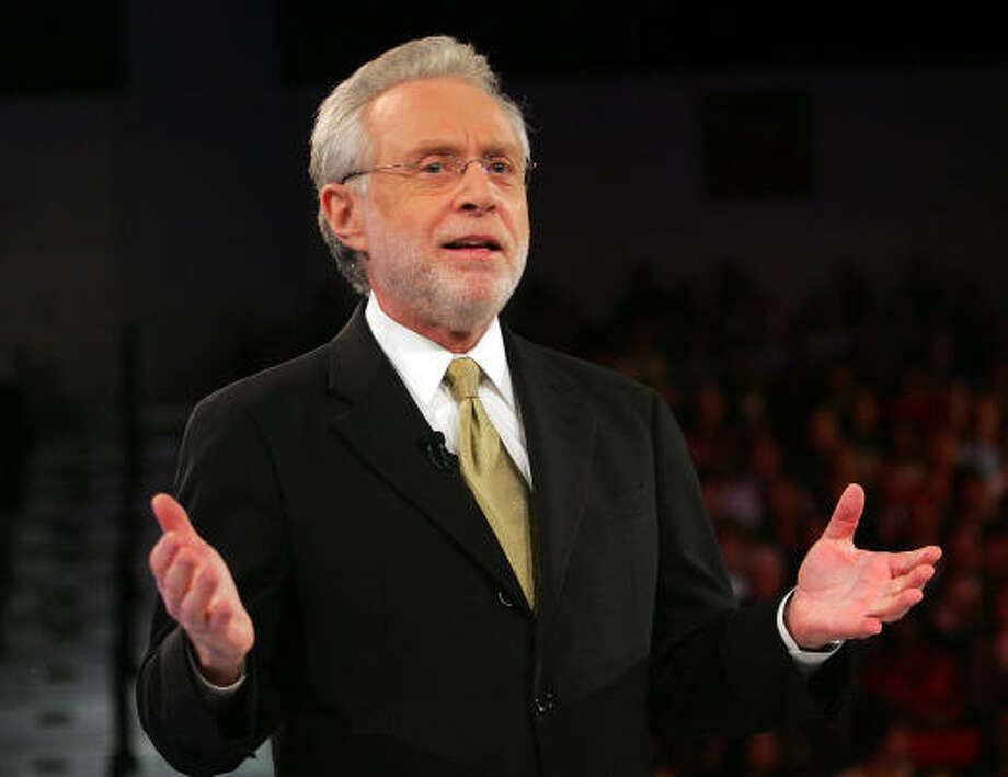 The freshman senator began his first year with a grilling by CNN's Wolf Blitzer.