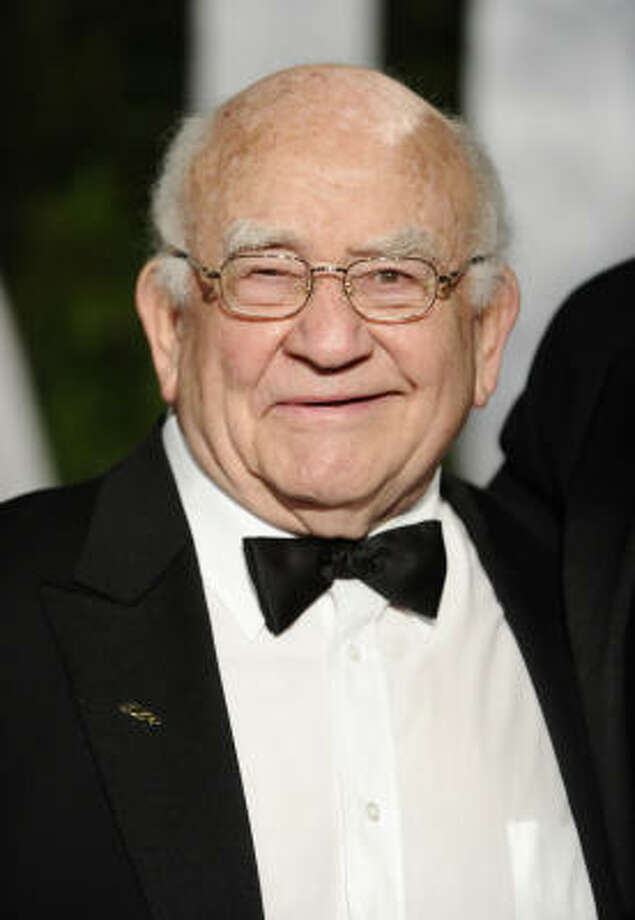Ed Asner (1929) Photo: Peter Kramer, AP