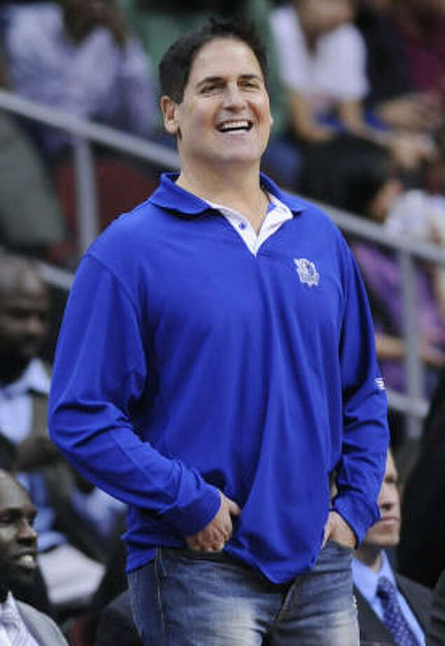 Owner of the Dallas Mavericks, Mark Cuban was recognized for reimbursing employees for meals purchased at Dallas eateries, as well as continuing to pay employees of the American Airlines Center. In addition, he was touted for teaming up with Mavericks Luka Doncic and Dwight Powell to donate $500,000 to support healthcare workers at the University of Texas Southwestern Medical Center and Parkland Health & Hospital System, according to Forbes. Photo: Bill Kostroun, AP
