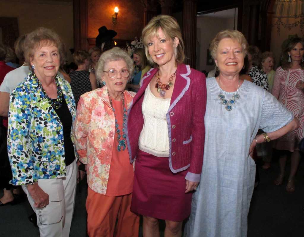 Ladies Who Lunch San Antonio Express News