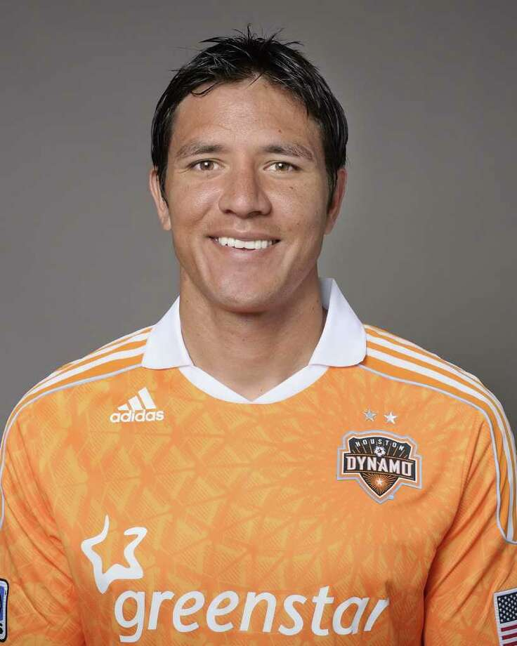 Brian Ching  Houston Dynamo    2011 MLS photo
