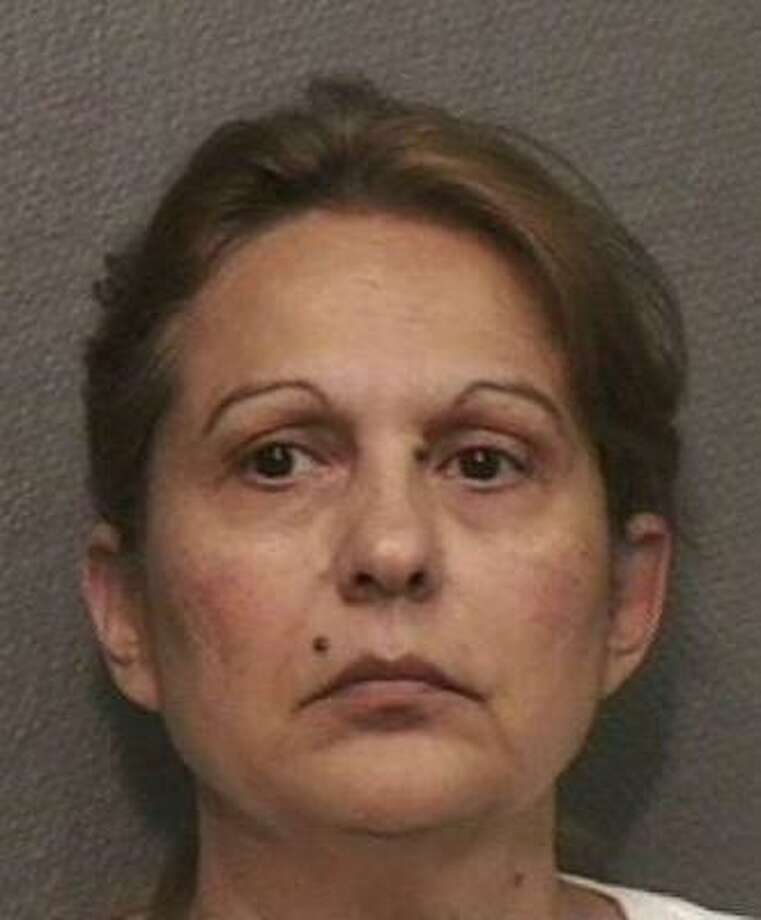 Charged with engaging in organized crime to commit theft are three Houston-area women: Ann Theresa Stevens, also known as Nancy Evans Photo: Harris County Sheriff's Office