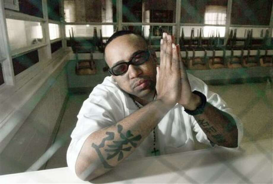Pimp C was found dead in a Los Angeles hotel on Dec. 4. Photo: DAVID J. PHILLIP, AP